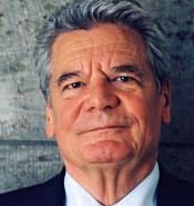 """Joachim Gauck Vorsitzender von """"Gegen Vergessen - für Demokratie"""""""