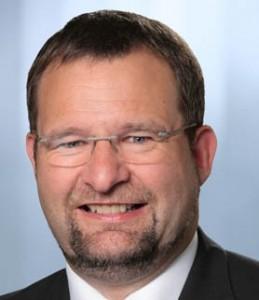 Gert Hager Oberbürgermeister von Pforzheim