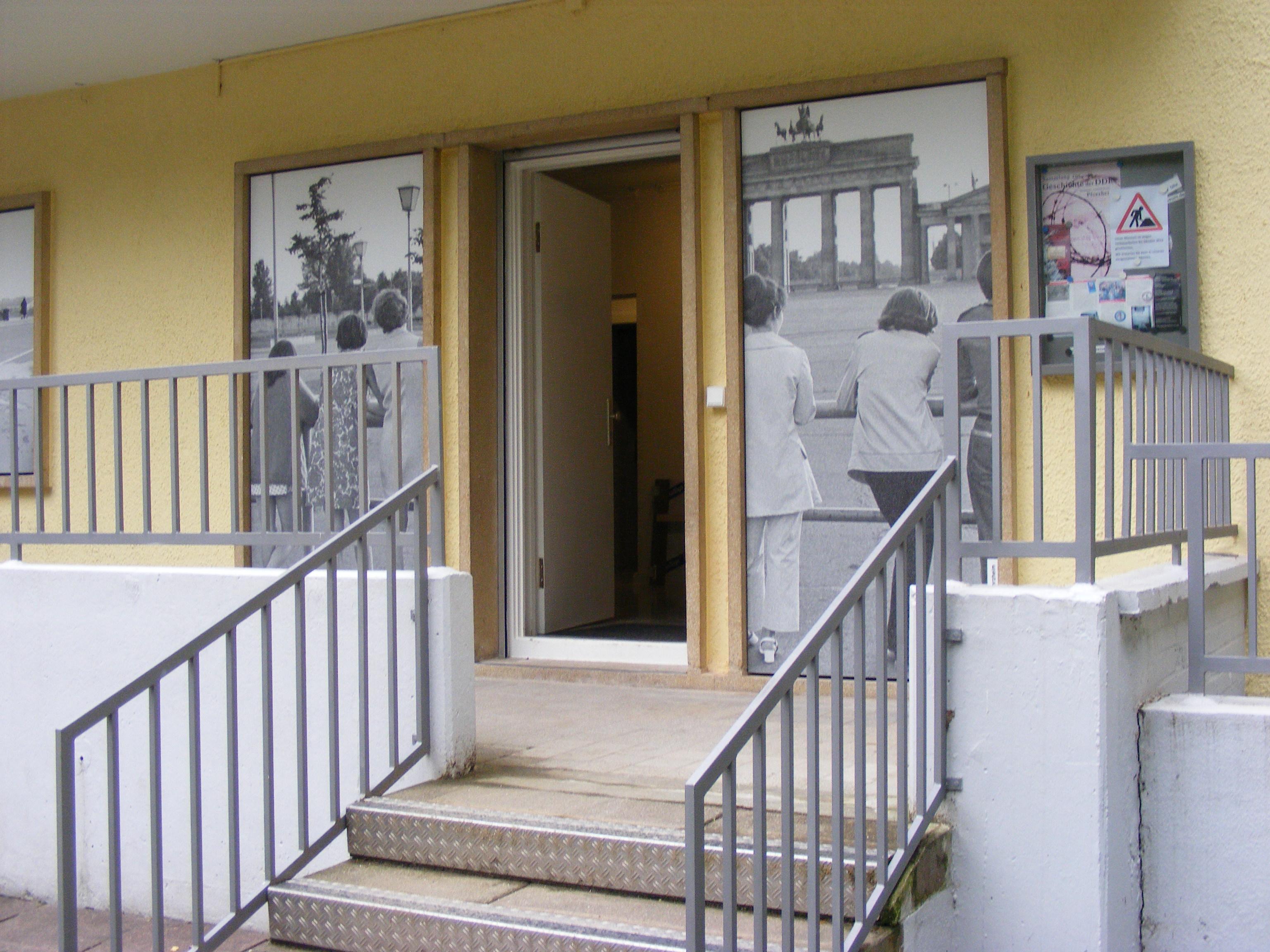 18. Oktober 2015: Eröffnung der neuen Dauerausstellung im DDR-Museum Pforzheim